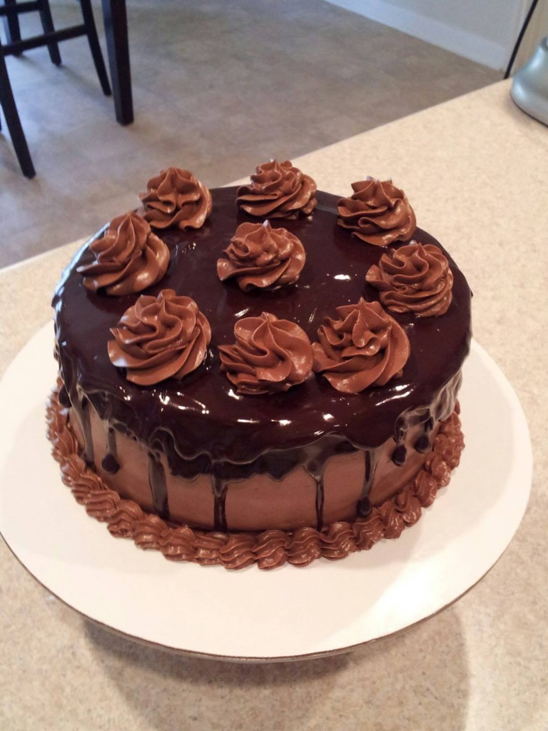 Chocolate Ganache Cake Recipes — Dishmaps